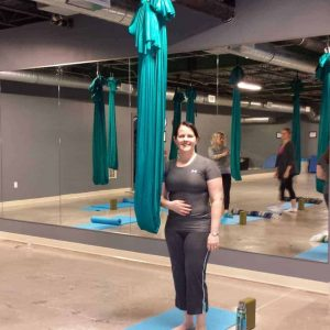 4 Reasons to Try Aerial Yoga