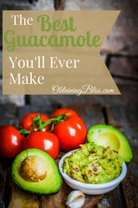 The Best Guacamole You'll Ever Make
