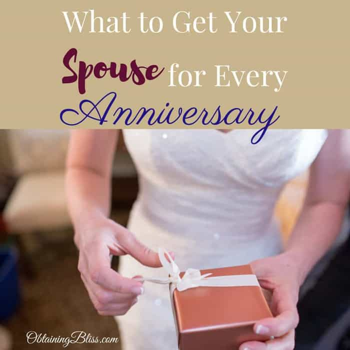 Trying to find the perfect gift for your spouse every year? Use this guide to get great ideas for what you can surprise your spouse with this year.