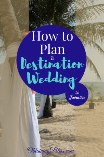 Looking to get married in paradise? Read how to plan a destination wedding and learn how to plan the beach wedding of your dreams. #wedding #beach #marriage #jamaica #destinationwedding #ceremony #bride #groom #love