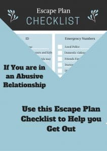 How You Can Get Out of An Abusive Relationship