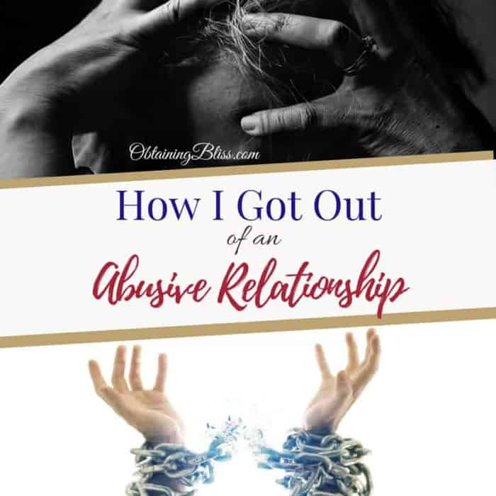 How I Got Out of an Abusive Relationship