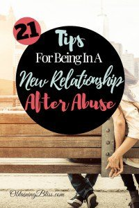 New Relationship after abuse