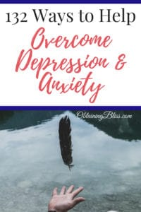 Everyone is trying to find the best ways to deal with depression and anxiety. What if instead of just coping, you could overcome your mental illnesses? Click to read how! #mentalhealth #mentalillness #depression #anxiety #overcome #selfcare #selfdevelopment #personaldevelopment