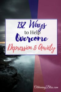 Overcoming depression and anxiety can seem impossible. Reading these tips to help overcome depression and anxiety will push you in the right direction. #depression #anxiety #mentalhealth #mentalillness #success
