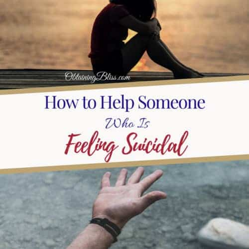 Learn how you can help someone who is feeling suicidal. #mentalhealth #mentalhealthawareness #suicideprevention #mentalwellness #mentalhealthrecovery #anxietyrecovery #depressionawareness #yourstoryisntoveryet #ptsd #suicideawareness #breakthesilence #stigmafighter #majordepression #endthestigma #breakthestigma #stopthestigma #mentalillnessawareness #mentalillnessrecovery #depression #anxiety #inspirational #inspiration #hereforyou #suicide #suicidalthoughts #depressionsucks #support #mentalillnessisreal #eachmindmatters #suicidepreventionmonth