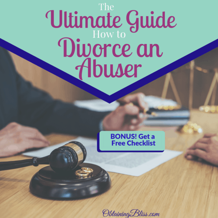 The Ultimate Guide: Divorcing a Narcissist