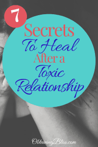 Heal After a Toxic Relationship