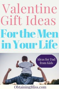 Valentine's Day Gift Ideas for Dad