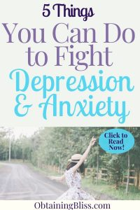 Mental Health Treatment to Fight Depression and Anxiety