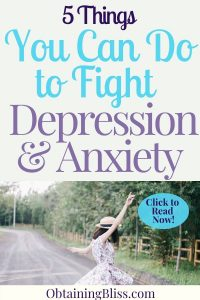 5 Mental Health Treatments for Depression and Anxiety