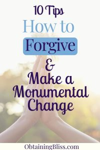 10 Tips on How to Forgive