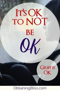 Why it's OK to Not Be OK